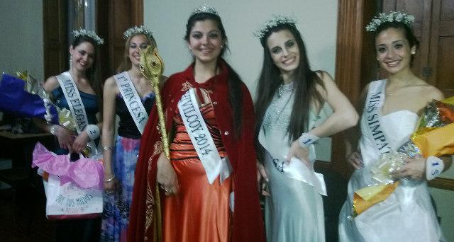 Reinas y Princesas 2013